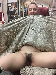 nonna con la figa pelosa